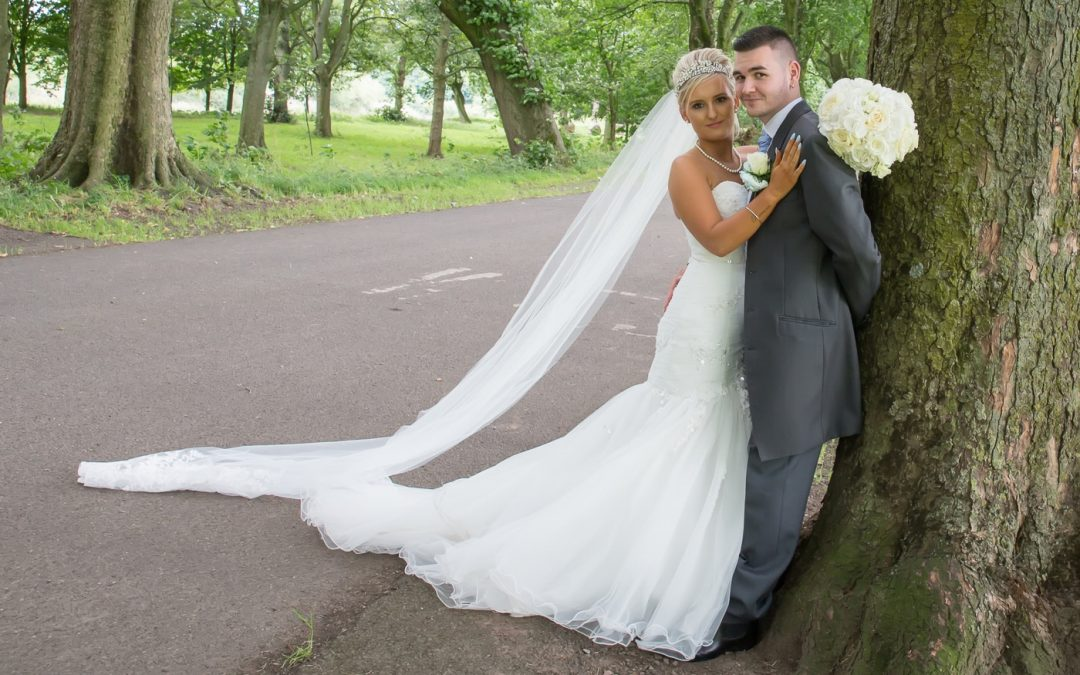 Jodie and Bret's Sunny Wedding at St Cuthbert's Carlisle