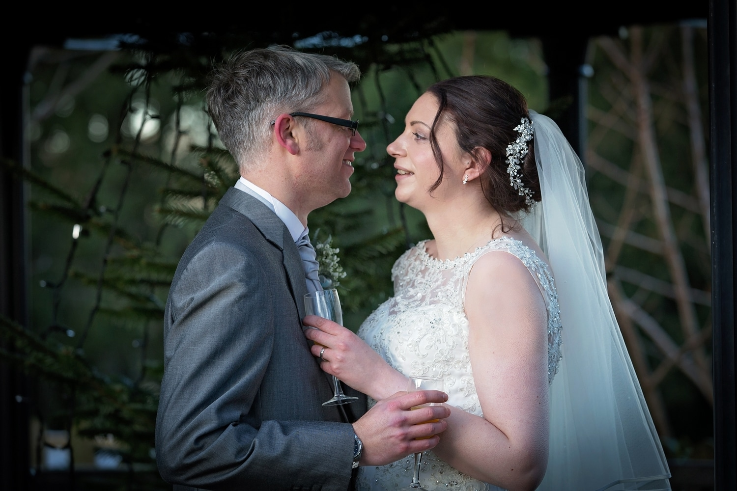 Cumbrian wedding photographer Keltic Rose Photography at the Crown Hotel