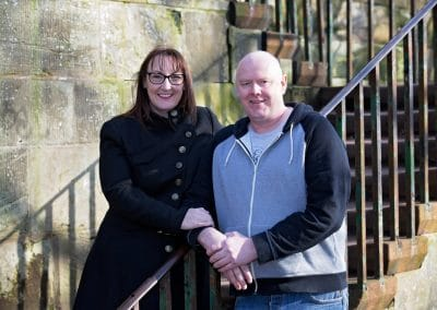 Pre-wedding photoshoots included in Carlisle photographer's wedding packages