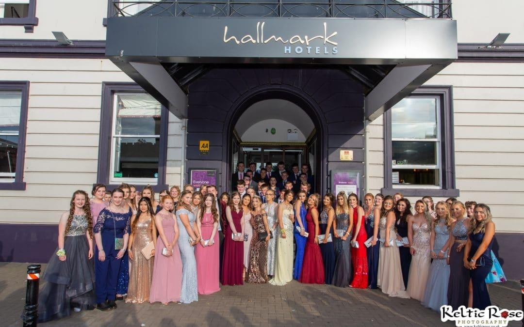 Newman School Prom 2018