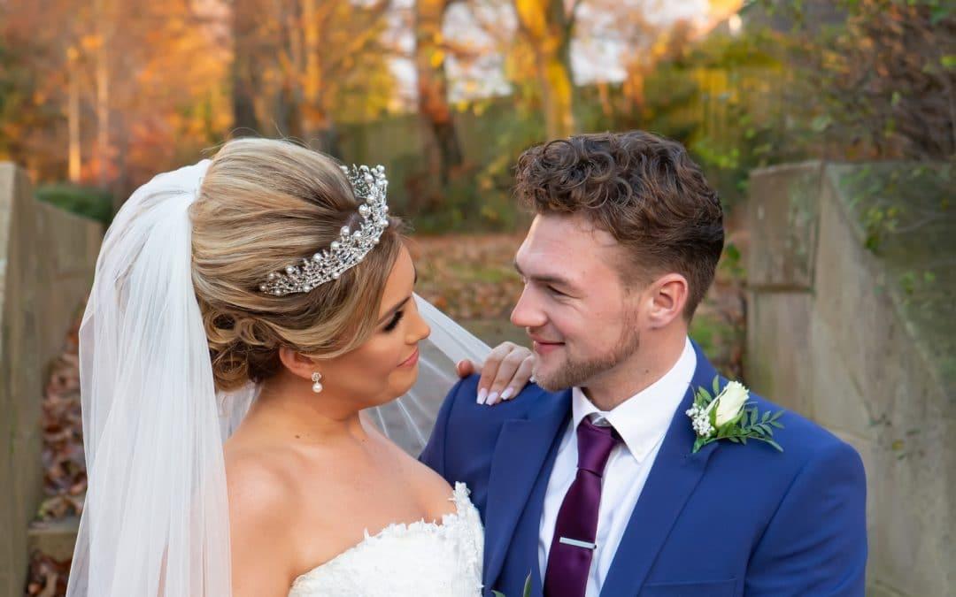 Carlisle Registry Autumnal Wedding