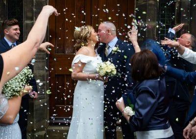 Carlisle Registry Emotional Wedding
