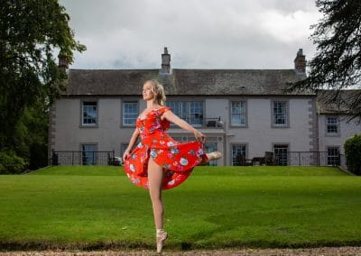Blaithwaite House Dance Photography