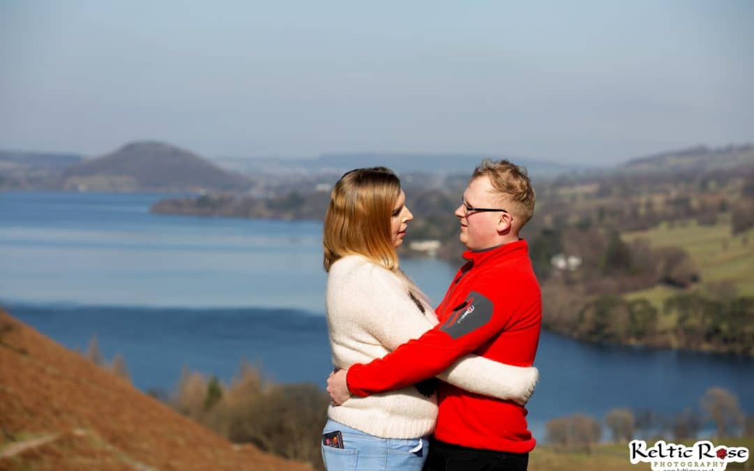 Lake District Pre Wedding Photography | Ullswater Photographer