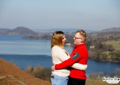 Lake District Pre Wedding Photography | Ullswater Photographer