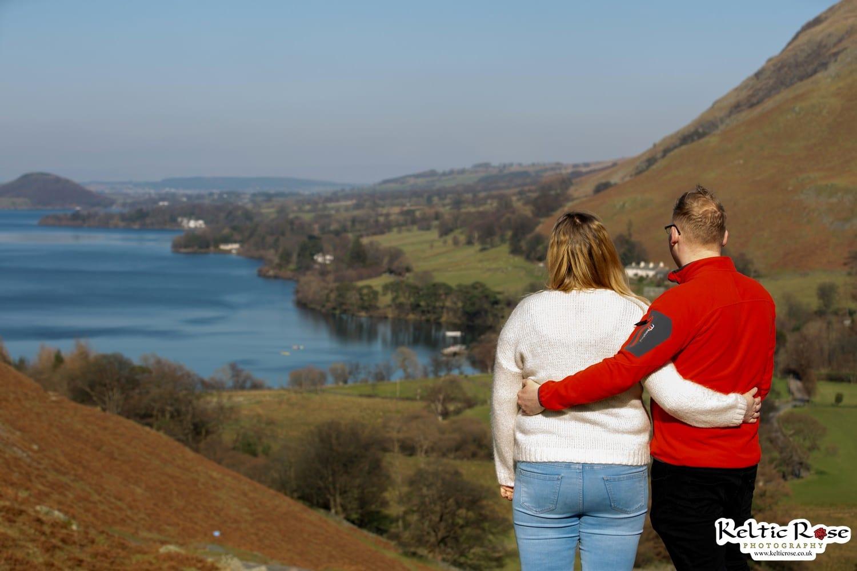 Lake District Pre Wedding Photographer Cumbria