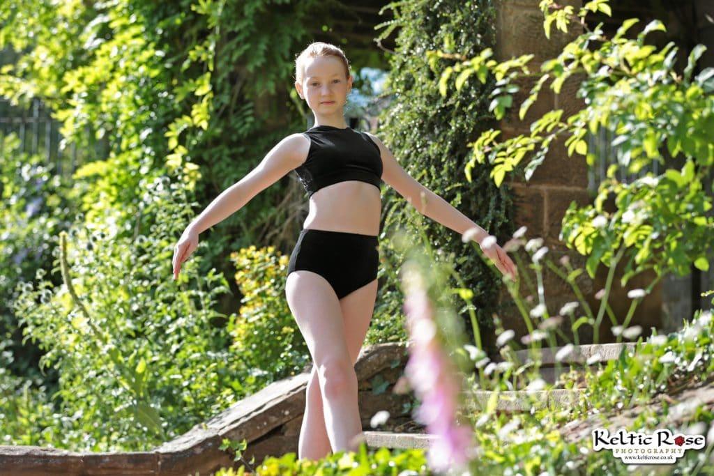 Cumbria Ballet Dance Poses