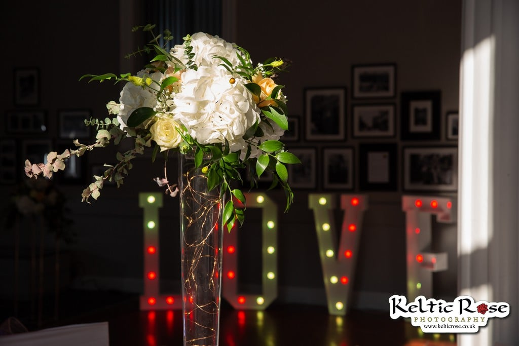 Love and Weddings photographed by Keltic Rose Photography at Tullie House Museum and Art Gallery