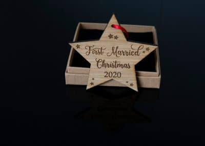 Christmas Decoration photographed by Carlisle Business Photographer